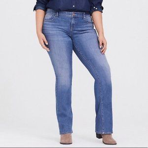 Torrid Slim Boot Cut Jeans